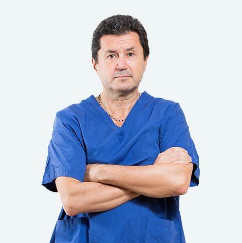 Dott. Andrea Bianchi specialista nell'alluce valgo e fondatore della tecnica PBS per la cura efficace dell'alluce valgo